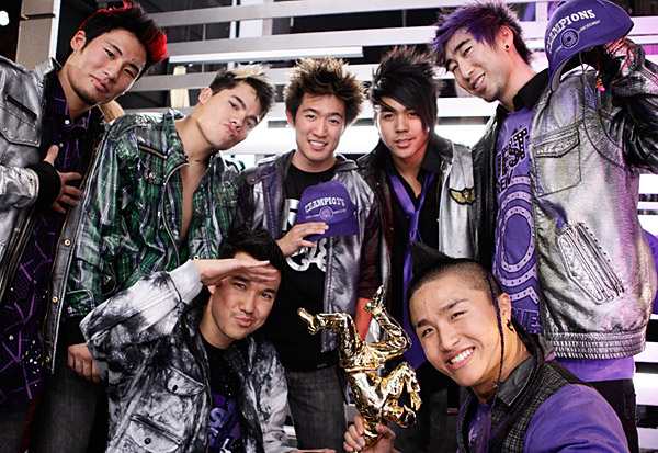 These Are A Great Couple In Dancing Can I Get Whop For New Champions Of America Next Dance Crew Cool Right